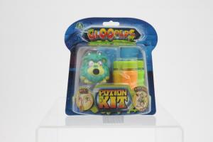Figurka Gloopers turkusowy - Zestaw do miksowania kolorów