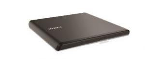 Nagrywarka zewnętrzna ES1 Ultra-slim DVD USB czarna