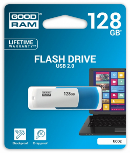 COLOR MIX 128GB USB2.0 MIX