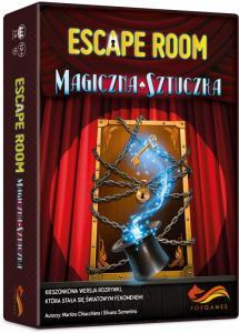 Gra Escape Room: Magiczna sztuczka