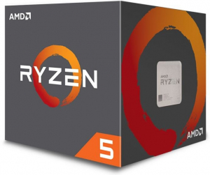 Procesor Ryzen 5 2600X 3,6GH AM4 YD260XBCAFBOX