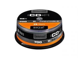 CDR 700MB Printable (25 Cake)