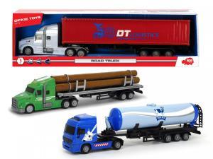 Ciężarówki 3 rodzaje