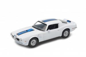 1972 Pontiac Firebird Trans, biały