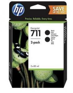 711 80ml 2-Pack Black P2V31A