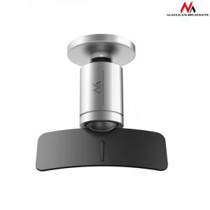 Uchwyt magnetyczny okrągły do montowania w slocie CD Comfort Series MC-744 - aluminium