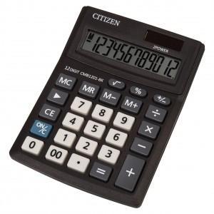 Kalkulator biurowy serii Business Line CMB1201-BK