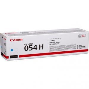 Toner CLBP Cartridge 054H Cyan 3027C002