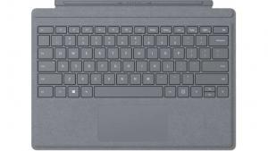 Klawiatura Surface Pro Signature Type Cover Platinum / Platynowa Commercial