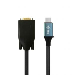 Adapter kablowy USB-C 3.1 do VGA 1080p/60Hz 150cm