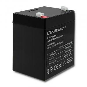 Akumulator AGM | 12V | 4.5Ah | max.1.35A