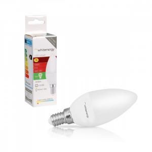 Żarówka LED C37 E14 7W 556lm ciepła biała mleczna