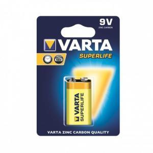 Bateria cynkowa 9V Superlife 10szt.