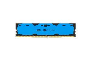 DDR4 IRIDIUM 8GB/2400 15-15-15 1024*8 Niebieska