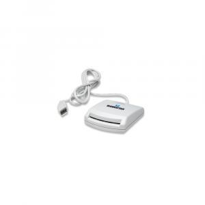Czytnik kart Smart USB zewnętrzny stykowy