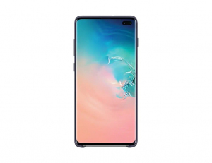 Etui Silicone Cover Galaxy S10+ navy