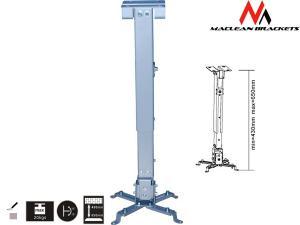 MC-581S sufitowy uchwyt do projektora 43-65 cm 20kg