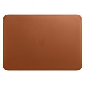 Skórzany futerał na 16-calowego MacBooka Pro - naturalny brąz