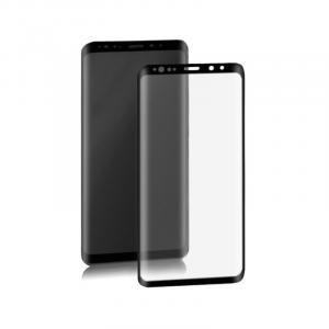 Hartowane szkło ochronne PREMIUM na Samsung Galaxy S9 | czarne
