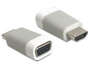 Adapter HDMI-A(M)->VGA(F)