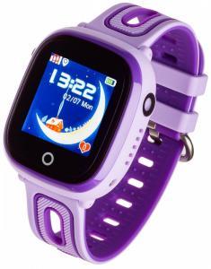 Smartwatch Kids Happy fioletowy