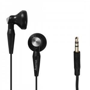 Słuchawki douszne Basic4Music czarne