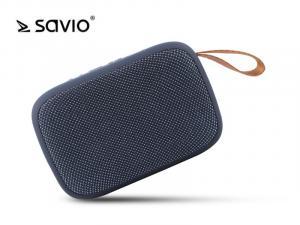Głośnik bezprzewodowy Bluetooth SAVIO BS-012 szary