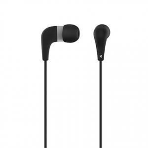 Słuchawki douszne HE14 czarne