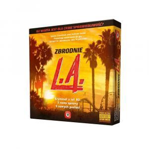 Dodatek do gry Detektyw Zbrodnie LA