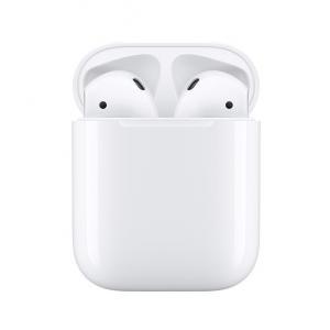 Słuchawki AirPods z etui ładującym