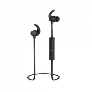 Słuchawki douszne BT WEAR7208PU czarne