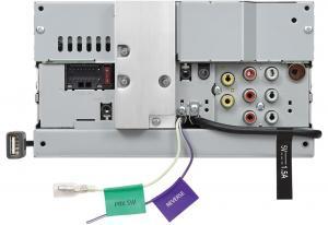 System multimedialny DDX-4019BT