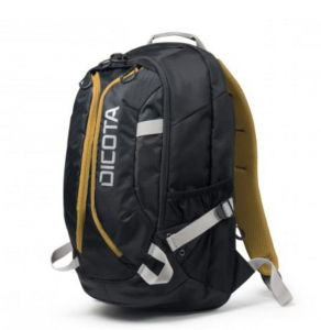 Backpack Active 14-15.6'' Black/Yellow whit HDF
