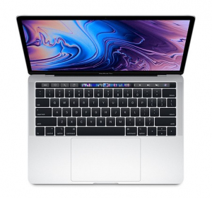 MacBook Pro 13 Touch Bar: 2.4GHz i5/8GB/512GB - Silver