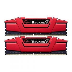 Pamięć DDR4 16GB (2x8GB) RipjawsV 3000MHz CL16 XMP2 Red
