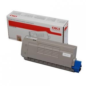 Toner do C712 11.5K CYAN 46507615