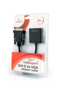 Adapter DVI-D do VGA żeński