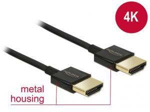 Kabel HDMI-HDMI 4K 3D Ethernet 1.5m