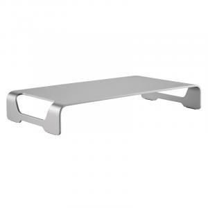 Aluminiowa podstawka pod latop/monitor