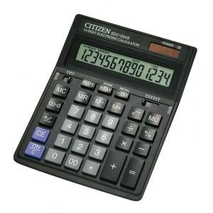 Kalkulator biurowy SDC554S Citizen