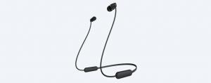 Słuchawki WI-C200 Czarne