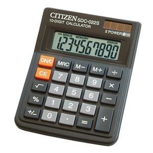 Kalkulator biurowy SDC022SR Citizen