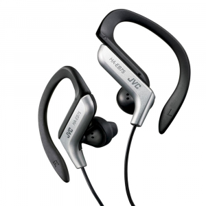 Sportowe słuchawki HA-EB75-S-E SREBRNE