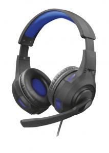 Słuchawki GXT307B RAVU dla PS4 niebieskie