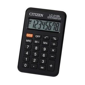 Kalkulator kieszonkowy LC210NR