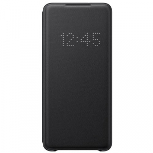 Etui LED View Cover Black do Galaxy S20+