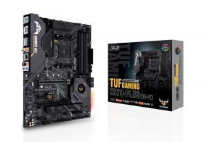 Płyta głowna TUF Gaming X570-PLUS AM4 4DDR4 HDMI/DP ATX