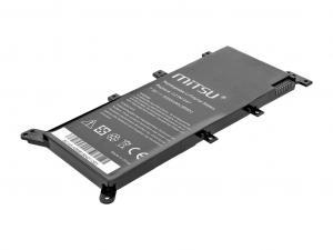 Bateria do Asus A555 F555 K555 5000 mAh (38 Wh) - 7.4 - 7.6 Volt