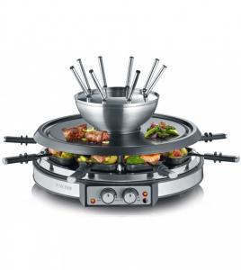 Zestaw do raclette i fondue RG 2348