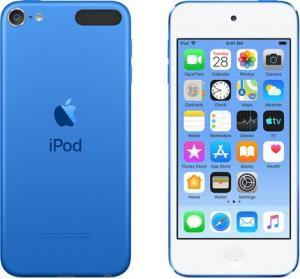 iPod touch 32GB niebieski